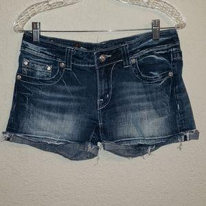 Womens Miss Me Shorts